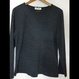 Gray Cato Long sleeve Top Size M